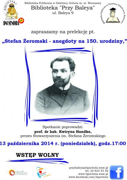 zeromski plakat